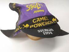 Vintage Camel Smoking Joe's Racing 1994, Bandana Hat/Visor Sturgis