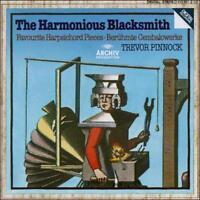 Trevor Pinnock : The Harmonious Blacksmith CD (1990)