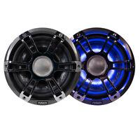 """Fusion Marine Speakers SG-FL88CPC 8.8"""" Signature Sports Chrome Pair 010-01827-00"""