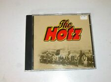 THE HOTZ - The Hotz - Original 2002 UK issue 12-track CD album