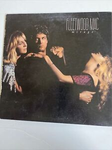 Fleetwood Mac - Mirage LP  Warner Bros. 9 23607-1 Hold Me 1982 Pressing  VG/VG