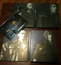 final Fantasy ultimate collectors edition PS4 steelbooks PLUS POSTCARDS
