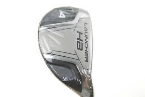 NEW Cleveland Launcher HB Turbo Iron Set 4-PW Senior Right-Handed Graphite #1806