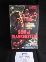 "UNIVERSAL STUDIOS MONSTERS SON OF FRANKENSTEIN 12"" BORIS KARLOFF SIDESHOW"