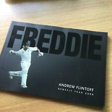 Freddie Flintoff: Benefit book