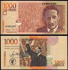 Colombia 1000 Pesos (P456) 2015 UNC