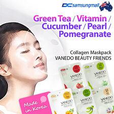 Vanedo Beauty Pearl Face facial mask pack from korean x 5 sheets // free ship