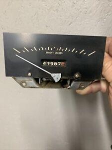 Studebaker 1949 - 1953 Type B Speedometer Used