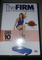 NEW & SEALED DVD - The Firm Body Sculpting System - Fat Blasting Cardio