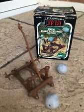 Vintage Star Wars Ewok Catapult Boxed..