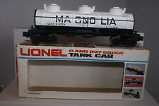 LIONEL 6-9279 MAGNOLIA TANK CAR BUILT 1-78