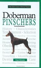 A New Owner's Guide to Doberman Pinschers-ExLibrary