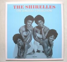 THE SHIRELLES the singles collection UK LP 180 g Vinyl neuf scellé