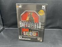 COMPLETE BATTLEFIELD COLLECTION PC DVD CD-ROM GAME