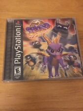 Spyro Year of the Dragon PlayStation PS1 Complete