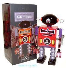 Dark Templar Robot Windup Tin Toy St. John Toys Edition 2015