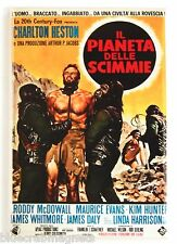 Planet of the Apes (Italy) Fridge Magnet (2 x 3 inches) movie poster italian