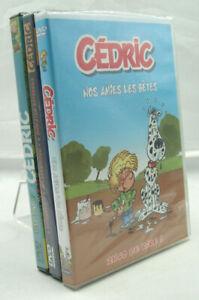 Cédric - Lot de 3 DVDs - Neuf !