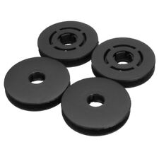 4X CAR MAT CLIPS FLOOR HOLDERS FIXING CLAMPS Set For GM Opel Vauxhall Chevrolet