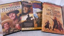 Once Upon a Time in the West Proud and Damned Old Corral Westerns Collection Dvd