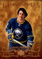 2006-07 Artifacts Buffalo Sabres Hockey Card #129 Gilbert Perreault LEG /999
