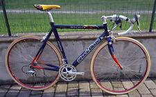 Bici corsa alluminio Schock Blaze Irony Shimano 105 9 s road bike 56