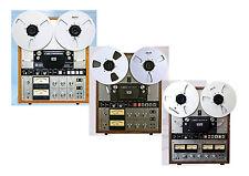 AKAI GX-400D / GX-400D PRO / GX-400D SS Service Manual & Schematic Diagram