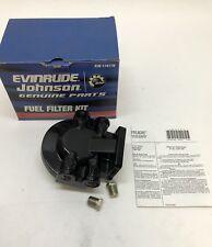 BRP Evinrude Johnson Fuel Filter Kit #174176  - Filter Housing Only