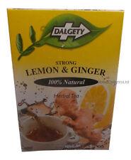 Dalgety Lemon & Ginger Caribbean Herbal Tea (18 per pack) x 6