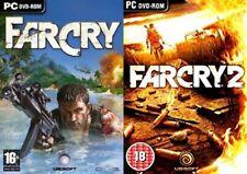 far cry 1 & farcry 2