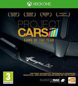 Project Cars: Game of the Year Edition (Xbox One) BRAND NEW