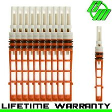 A/C Air Conditioning ORANGE Orifice Tube  Lot of (10) Lifetime Warranty