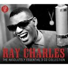 RAY CHARLES - THE ABSOLUTELY ESSENTIAL 3CD COLLECTION 3 CD NEU