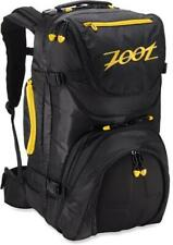 Zoot Ultra Tri Bag (Black/Yellow Accents) Barley Used