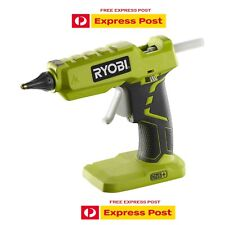 RYOBI 18V ONE+ Hot Glue Gun SKIN ONLY Suitable for sealing, joining and repairin