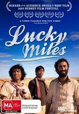 DVD LUCKEY MILES RARE  2 DISC SET  LIKE NEW CONDITION FREE FAST POSTAGE