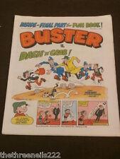 BUSTER COMIC - MAY 10 1980