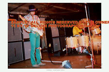 JIMI HENDRIX 1968 DELUXE ORIGINAL 11 x 14 PHOTO SUPER NICE IMAGE.