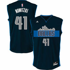 Adidas NBA Stitched DIrk Nowitzki #41 Dallas Mavericks Swingman Jersey