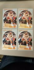 MARK JACKSON 1990-91 NBA HOOPS # 205 WITH MENENDEZ BROTHERS COURTSIDE 4 CARD LOT