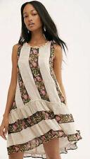 NEW $228 Free People Melanie Chiffon Mini Dress Size Large