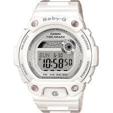 Casio Damas Niñas Baby-g Alarma Cronógrafo Reloj BLX-100-7ER - Ganga RRP £ 79