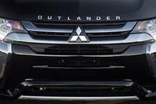 """Genuine Mitsubishi Hood Bonnet Emblem Badge Nameplate """"OUTLANDER"""""""