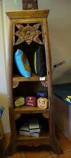 Teak Display Cabinets