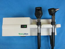 WELCH ALLYN 767 w/ Opthalmoscope & Otoscope Total Medical Concepts