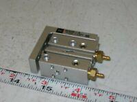 SMC MXH6-5 Miniature Pneumatic Compact Table Slide