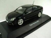 Opel Vectra OPC - Black, 1:43 Scale, VAUXHALL, Schuco, Dealer Models