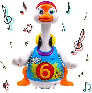 Think Gizmos TG656 - Walking, Talking, Singing and Dancing Musical Hip Hop Goose