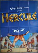 HERCULE Affiche Cinéma / Movie Poster DISNEY 160x120