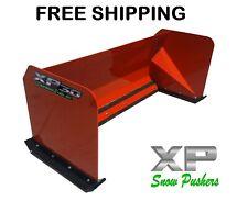 6 Xp30 Snow Pusher Box Kubota Orange Skid Steer Bobcat Free Shipping Rtr